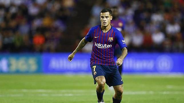 Barcelona Telah Sanjung Sikap Besar Hati Coutinho