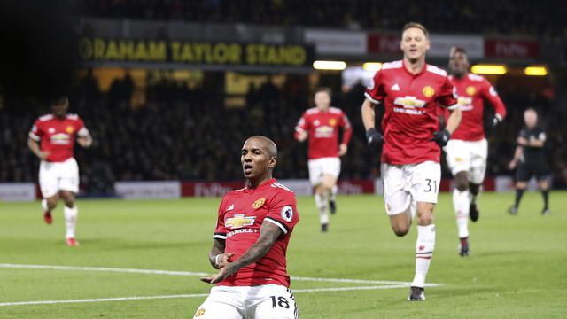 Ashley Young Sebut Masa Depan MU Aan Cerah