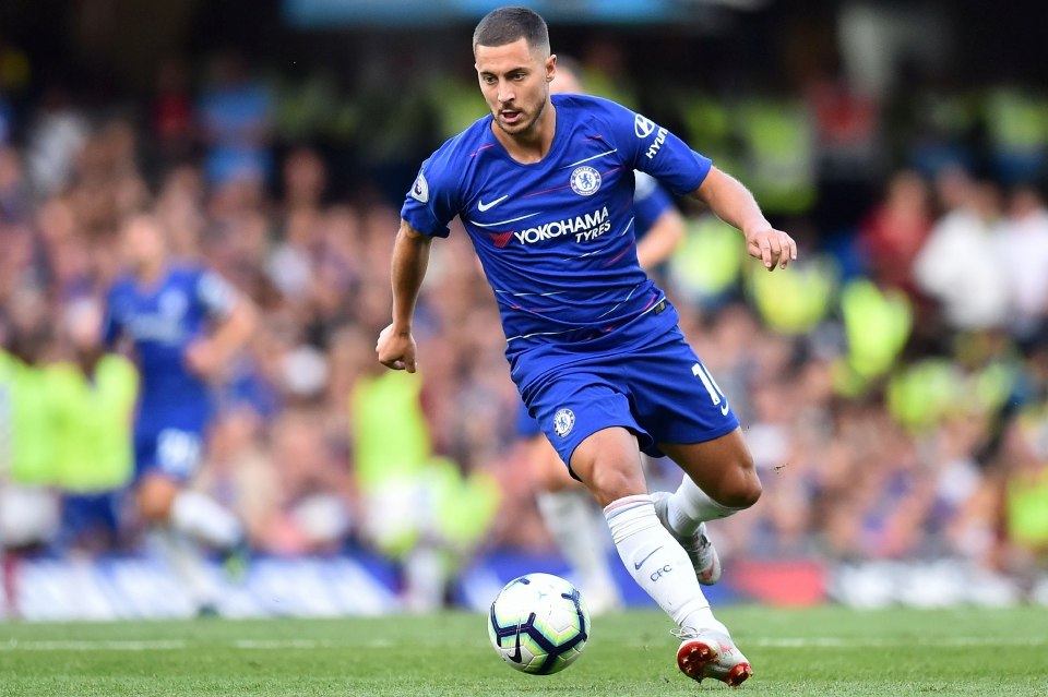 Eden Hazard Tidak Akan Tinggalkan Chelsea Pada Bulan Ini