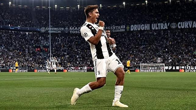 Demi Seorang Mohamed Salah, Juventus Korbankan Paulo Dybala