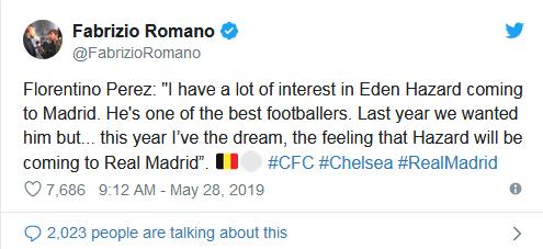 Chelsea-Madrid