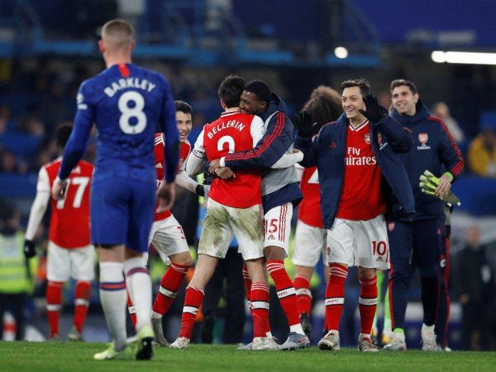 Dengan Hasil Imbang 2-2, Arsenal Bermain Luar Biasa Saat Melawan Chelsea