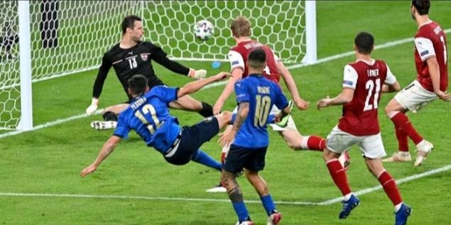 Italia-Menang-Dari-Austria-2-1-Lewat-Tambahan-Waktu