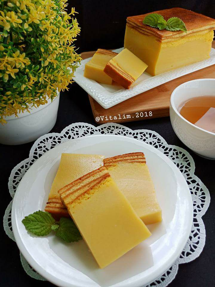 Kue Lapis Prancis Khas Kalimantan